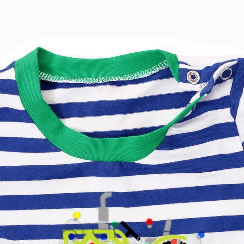 2018 Kaiya bébé body à manches longues coton combinaison en gros automne infantile body belle pyjamas bébé filles vêtements ensembles