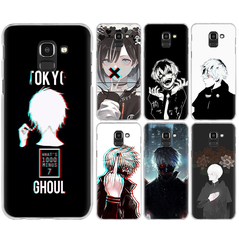Tokyo Ghouls Phone Ghoul Anime Case Cover For Samsung Galaxy A51 A71 A10 A20 A30 A40 A50 A70 A80 A11 A21 A31 A41 A51 A21s Couqe