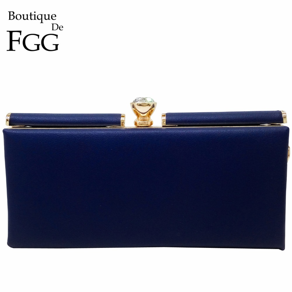 Compare Prices on Navy Blue Clutch Handbag- Online Shopping/Buy ...