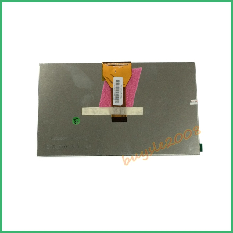 On Sale New LCD Display Matrix 7 inch For IRBIS TX 77 3G TABLET Inner LCD Screen Panel Lens Frame Module replacement