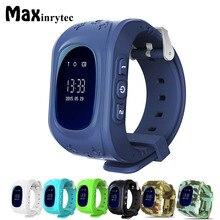 Продажа Maxinrytec умные часы OLED Q50 шагомер дети часы smart детские часы q50 с gps трекер SOS вызова Расположение Finder