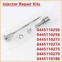 Diesel Injection Nozzle Kits Injector Repair Kits 0445110250 0445110256 0445110273 0445110274 0445110275 0445110279 0445110186