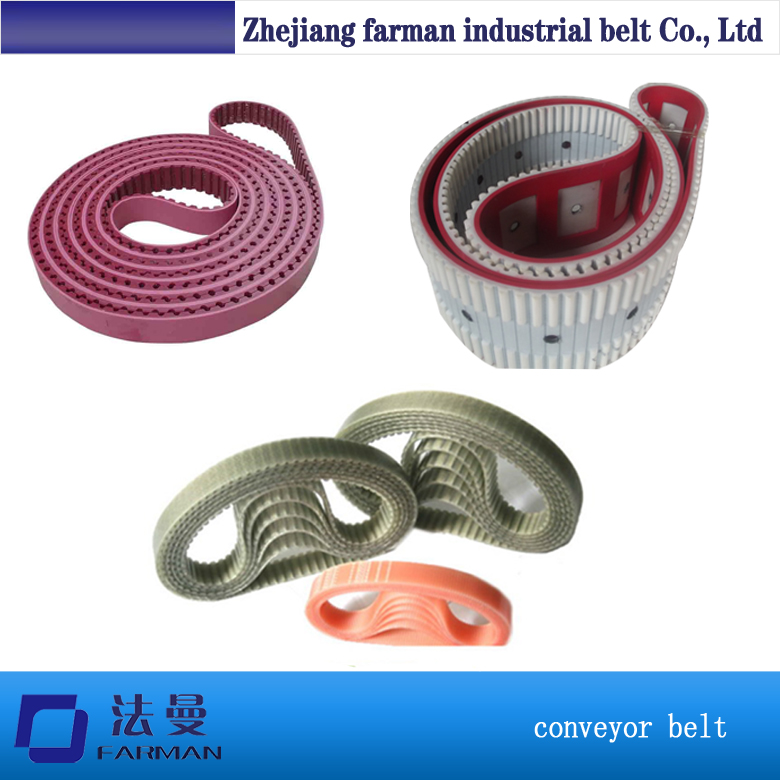 все цены на Transparent T5 Pu Polyurethane Steel Cord Timing Belt For Industrial Machine