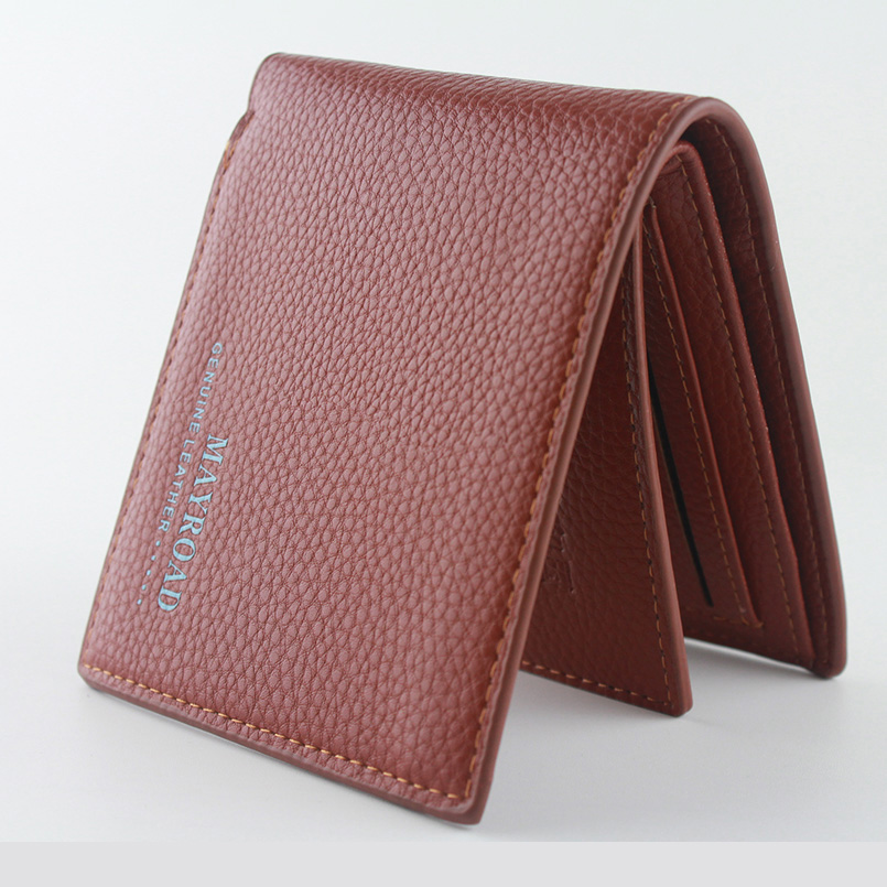PU Leather Wallet Men short Men's Money Wallets Man Vintage Card Holder clip Capacity Short Purse With Zipper Coin Pocket vintage women short leather wallets stylish wallet coin card pocket holder wallet female purses money clip ladies purse 7n01 18