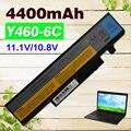 4400 mah batería para lenovo ideapad y460 y560 y460a y460n y460c y460p y560 y560a y460at y560p-ifi 57y6440 l09n6d16
