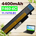 4400mAh battery for Lenovo IdeaPad Y460 Y560 Y460A Y460AT Y460C Y460N Y460P Y560 Y560A Y560P-IFI 57Y6440 L09N6D16