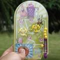 Novedad De Suministro de dibujos animados plato de pinball juego juguetes educativos juguete del partido regalo Cámara Oculta