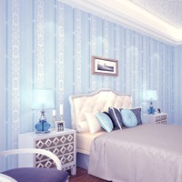 Luxry 3d Vertical stripe embroidery Wallpaper Rolls Crystal Diamond Damask wallpaper for Walls tv background 3d wall paper