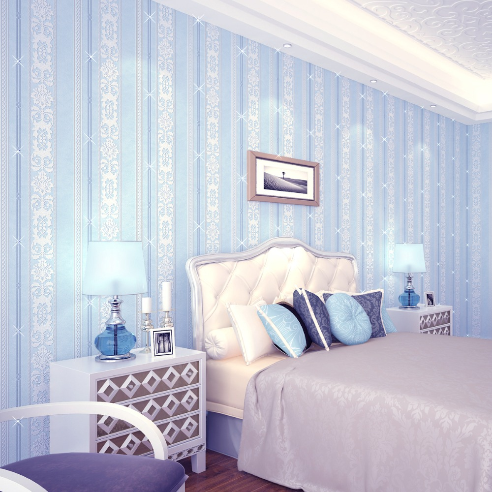 Luxry 3d Vertical stripe embroidery Wallpaper Rolls Crystal Diamond Damask wallpaper for Walls tv background 3d wall paper shinehome black white cartoon car frames photo wallpaper 3d for kids room roll livingroom background murals rolls wall paper