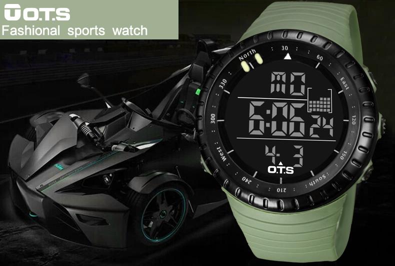 military watch sports car