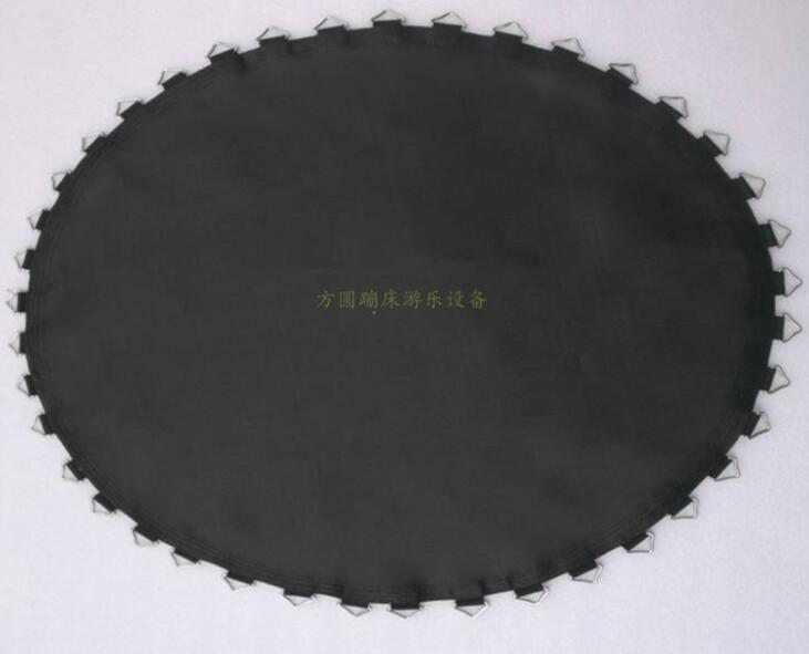 365cm diameter round trampoline cloth trampoline elastic mesh cloth Jump bed nets cloth