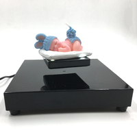 Novelty Magnetic Levitation Display Stand Jewelry Watch Floating Rotating showcase for 200g object Promotion display