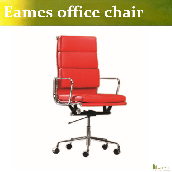 U-BEST high quality emes high back office chair with soft pad Aluminum Group Management Chair by famous designer la colline биотоник с клеточным комплексом биотоник с клеточным комплексом