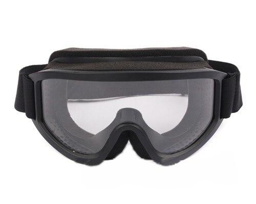 Prix pour Airsoft Tactique X500 Protection Lunettes Casque Compatibilité Et Activités Extérieures Adapte Tous Les taille De tête Noir