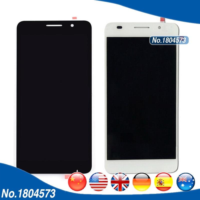 "imágenes para 5.0 ""honor 6 lcd para huawei honor 6 h60-l02 h60-l12 h60-l04 pantalla lcd con pantalla táctil digitalizador asamblea 1 pc/lot"