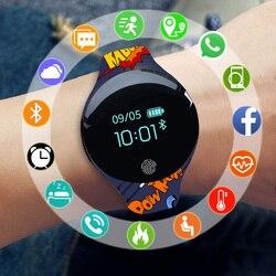 Novo relógio do esporte crianças relógios para meninas meninos relógio de pulso eletrônico led digital relógio de pulso da criança horas com presentes