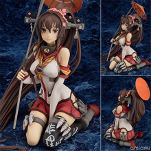 Newest Anime Max Factory Kantai Collection Yamato Sexy Game Girl PVC Action Figure Collection Model kids toys christmas gift