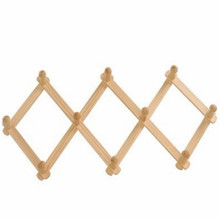 folding wood coat rack clothes rack stand hat clothing rack free shipping
