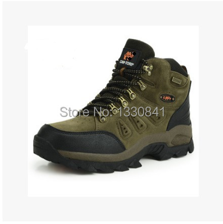 Hot sales fall winter warm qi feng camel mountain men and women lovers of  outdoor shoes