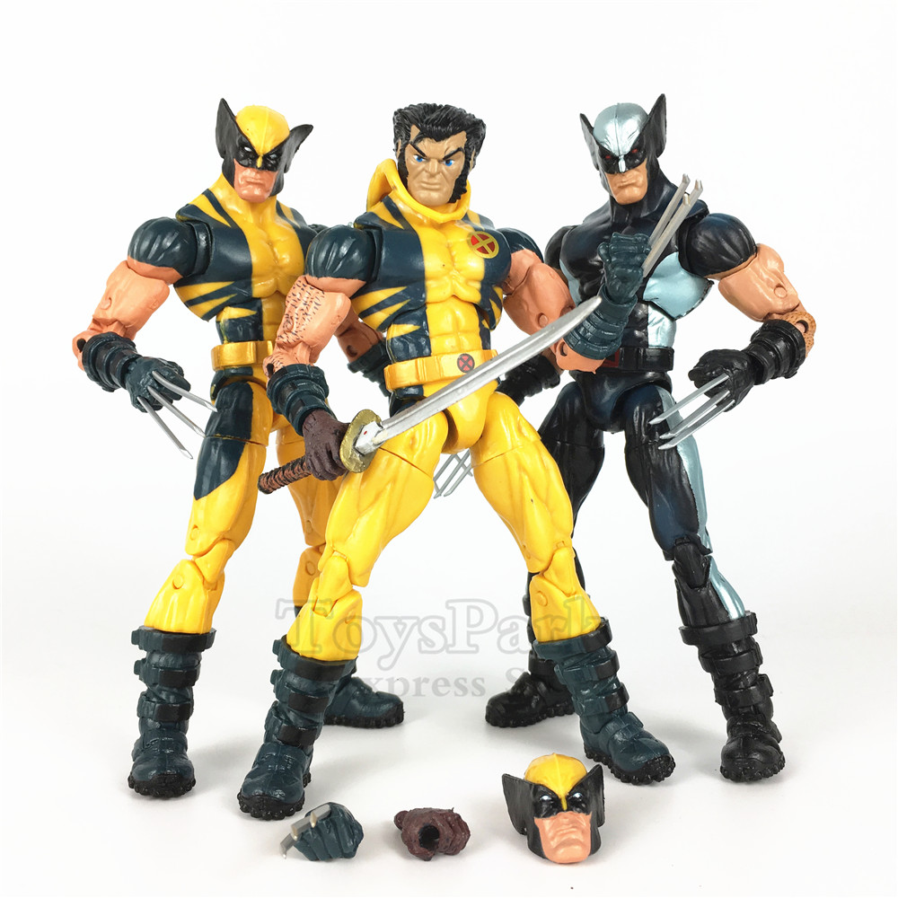 KOs Marvel Legends 6