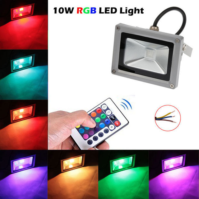 Wholesale 10w rgb color changing landscape lights ac85 265v ip65 wholesale 10w rgb color changing landscape lights ac85 265v ip65 outdoor decorative lamps wall wash aloadofball Image collections