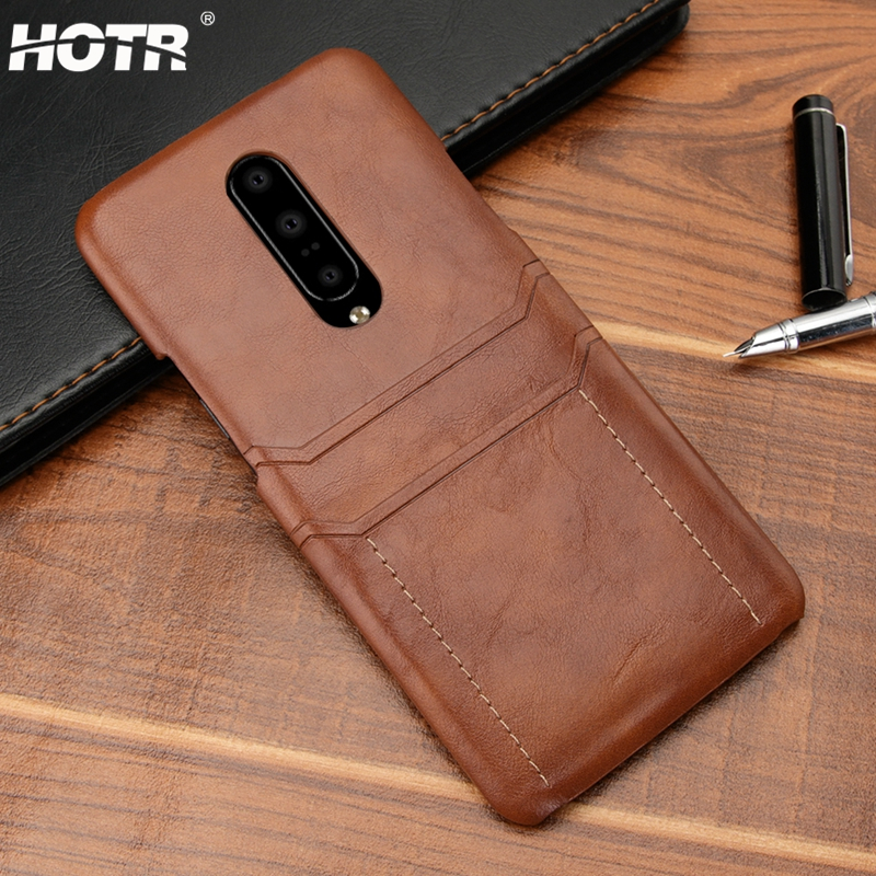 for Oneplus 7 Pro <font><b>Leather</b></font> Case for Oneplus 7 for Oneplus 6 <font><b>One</b></font> <font><b>Plus</b></font> <font><b>6T</b></font> <font><b>Leather</b></font> Back Case PU <font><b>Leather</b></font> <font><b>Cover</b></font> Card Holder Fundas image