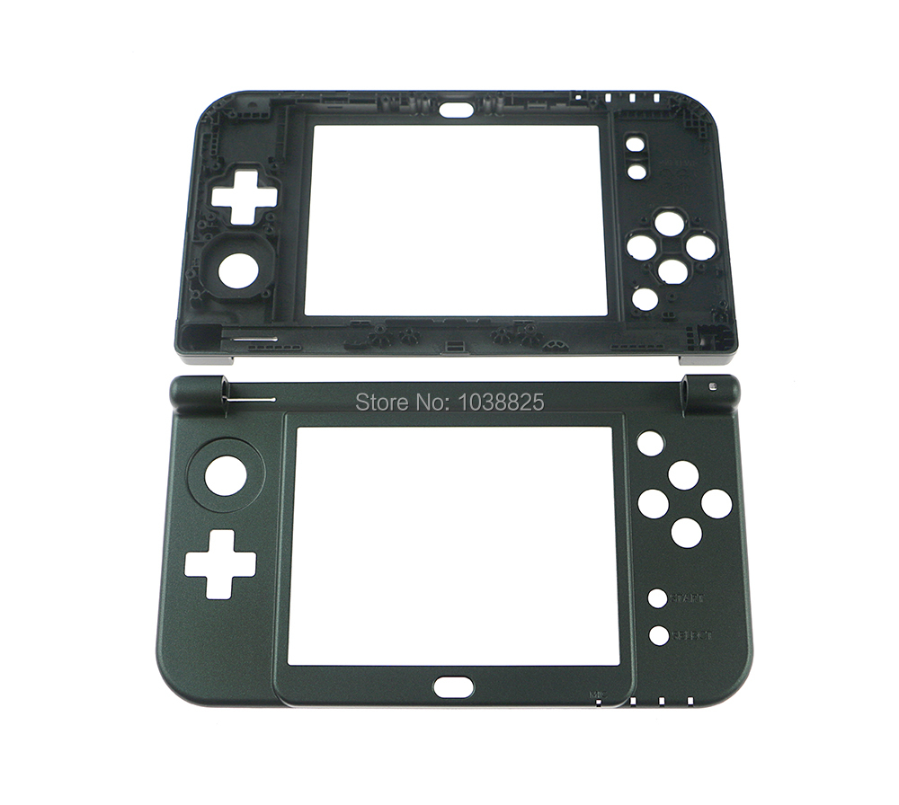 Grey Color Original Replacement Shell Housing Middle Bottom Frame For NEW 3DS XL 3DSXL 3DS LL Middle Frame C Parts