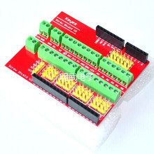Screw Shield V1 terminal expansion board is compatible UNO R3 Interactive Media Moudle for arduino