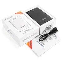 Eaget A86 Беспроводной высокое Скорость WI FI жестких дисков USB 3,0 1 ТБ с 3g маршрутизатор 3000mA Батарея мобильный Мощность банк