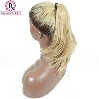 Спортивные волнистые настроить еврейской кошерной Искусственные парики сбоку Синтетические чёлки волос Искусственные парики для Для женщ