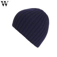Gorros de invierno calientes de moda gorros tejidos de nieve para hombres y mujeres  gorros Gorro · 7 colores disponibles 44c93cbb132