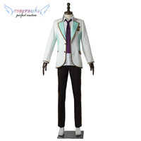 High School Star Musica Tsukigami Kaito Cosplay Costume From Naruto Shippuuden Cosplay Costume ,Perfect Custom For you!