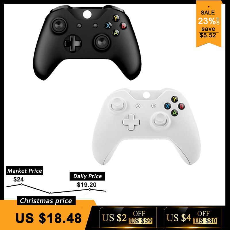Wireless Gamepad For Xbox One Controller Jogos Mando Controle For Xbox One S Console Joystick For X Box One For Pc Win7/8/10