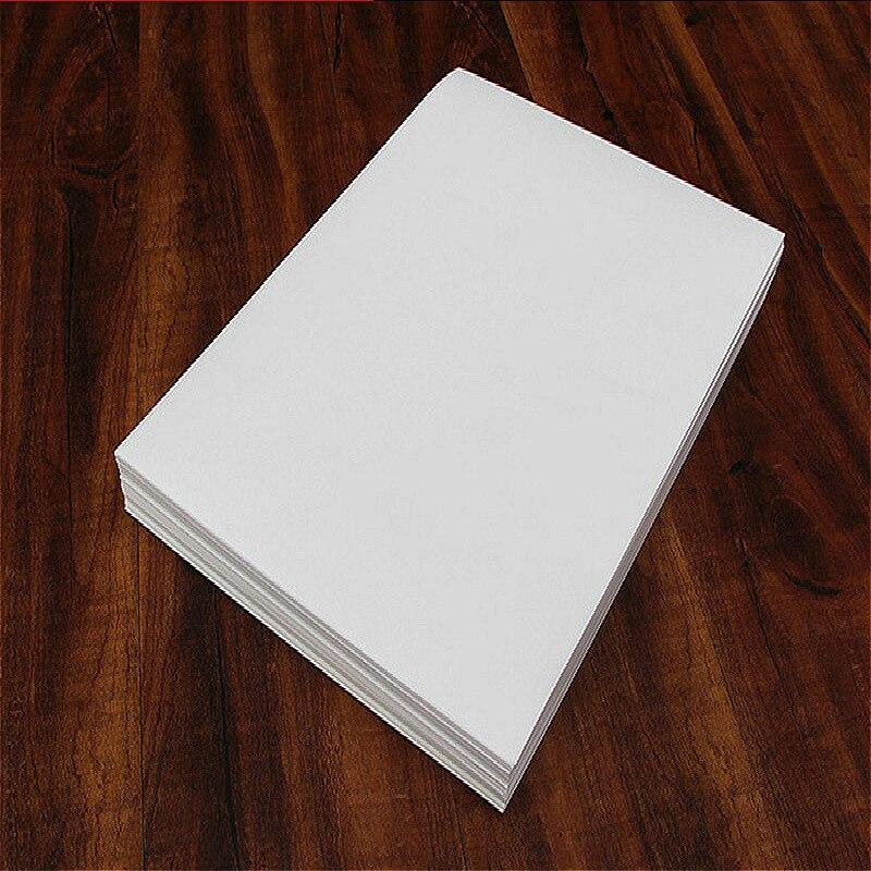 4 К 8 К 70gsm пустой эскиз картины Бумага рисунок картографии Бумага Двусторонняя цветная Craft оригами