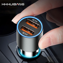 3.0 USB Car Charger Quick Charge 3.0