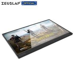Ultrasottile da 15.6 pollici sottile confine dello schermo di ips 1080 p ps3 ps4 interruttore gaming portatile monitor hdr