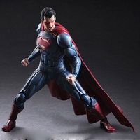 DC Comic Superman Model Dawn of Justice Wonder Woman Figure Toys Doll Anime PVC Action Figure Collectible Model Toy for Gift