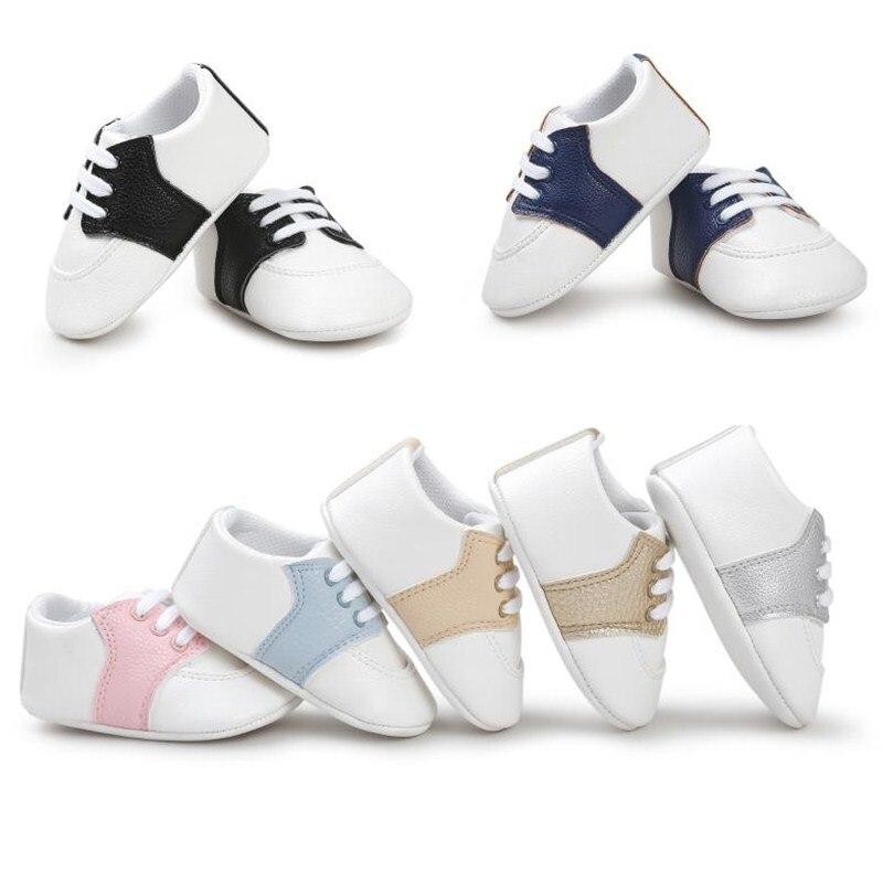 Moda Kids Prewalker Dzieci Boy & Girl Baby Sportowe buty - Buty dziecięce - Zdjęcie 3