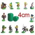 12 unids/set Furuta Choco Huevo Juguetes The Legend of Zelda Mini Figura