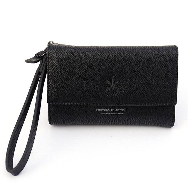 5aa2fe3fc12846 Luxury Brand Women Long Wallet Fashion Cion Clutch High Quality Phone Key Card  Holder Bag With
