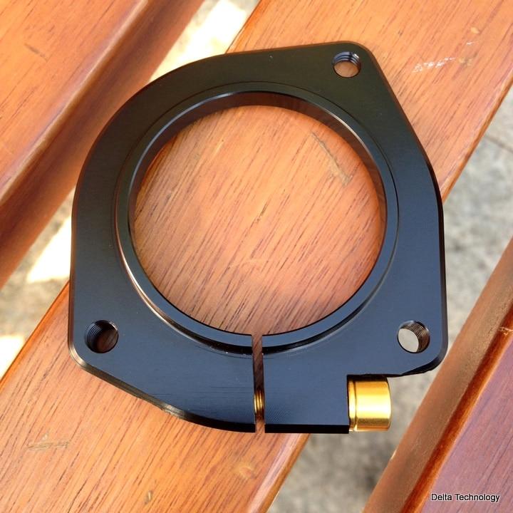 FIFTY-FIFTY BB PressFit tipli dönüştürücü oturacaq ISCG 05 tək diskli zəncir bələdçisi