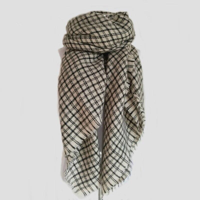 Շքեղ բրենդ Kallove շարֆ ՝ ձմեռային Շարֆեր - Հագուստի պարագաներ - Լուսանկար 2
