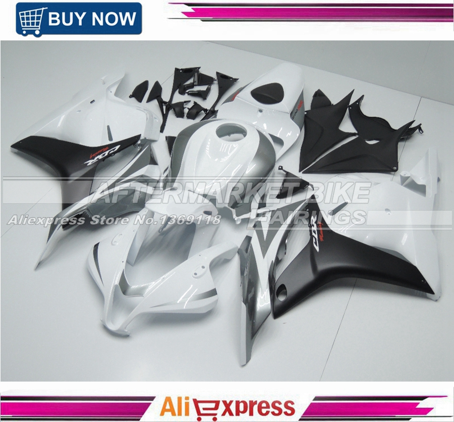 For Honda CBR 600RR 2009 2010 2011 2012 CBR600RR Injection ABS Plastic motorcycle Fairing Kit CBR 600 RR CBR600RR engine alternator clutch ignition cover set kit for honda cbr600rr cbr 600 rr 2007 2008 2009 2010 2011 2012 2013 2014 2015 2016