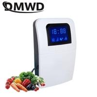 DMWD Portable Ozone Generator Electric ozonator ionizator Air Purifier Disinfector Fruit Vegetable Water food Sterilizer Machine