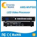 2017 новое поступление AMS-MVP508 светодиодный дисплей видео процессор видео настенный контроллер для уличный светодиодный экран рекламный виде...