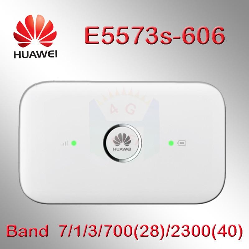 Débloqué Huawei E5573 E5573s-606 4G wifi routeur bande 28 700 mhz 4g mobile wifi 4g mifi dongle miFi routeur 4g wifi Hotspot routeur