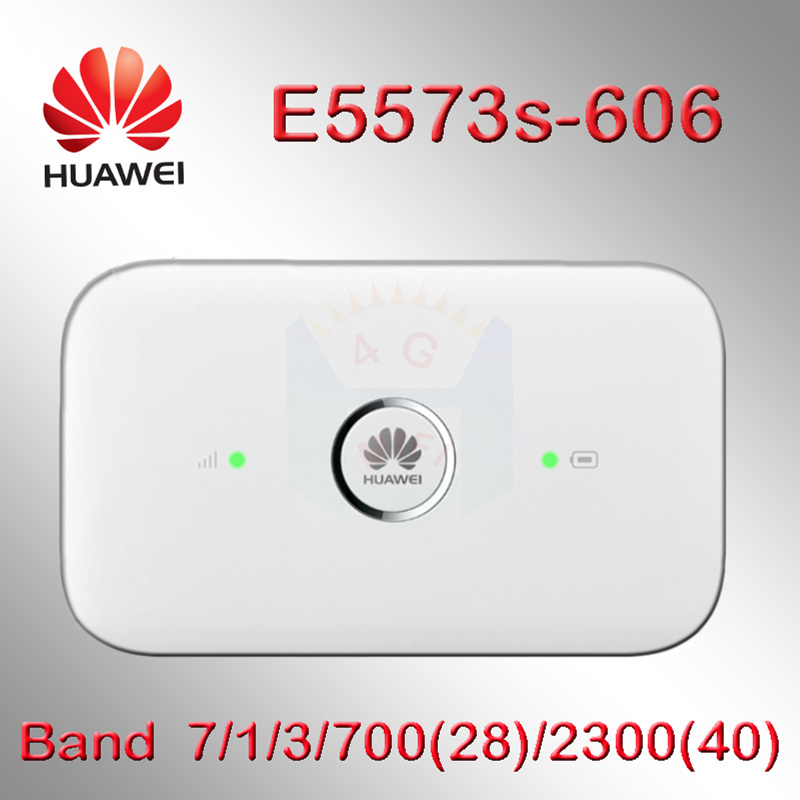 Unlocked Huawei E5573 E5573s-606 4G Wifi Router Band 28 700mhz 4g Mobile Wifi 4g Mifi Dongle MiFi Router 4g Wifi Hotspot Router