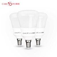 Care LED Bulbs Mushroom Bubble 9W E27 E14 There Color Variable Light Modern LED Light Lamp
