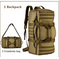 Outdoor Multi Tactical army backpack Military waterproof camouflage  rucksacks hunting Mountain SportLuggage Hiking camping bags