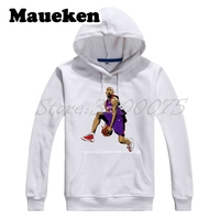 Men Hoodies Legendes 15 Vince Carter Flying Man Sweatshirts Hooded Thick Lace up Autumn Winter W17101322